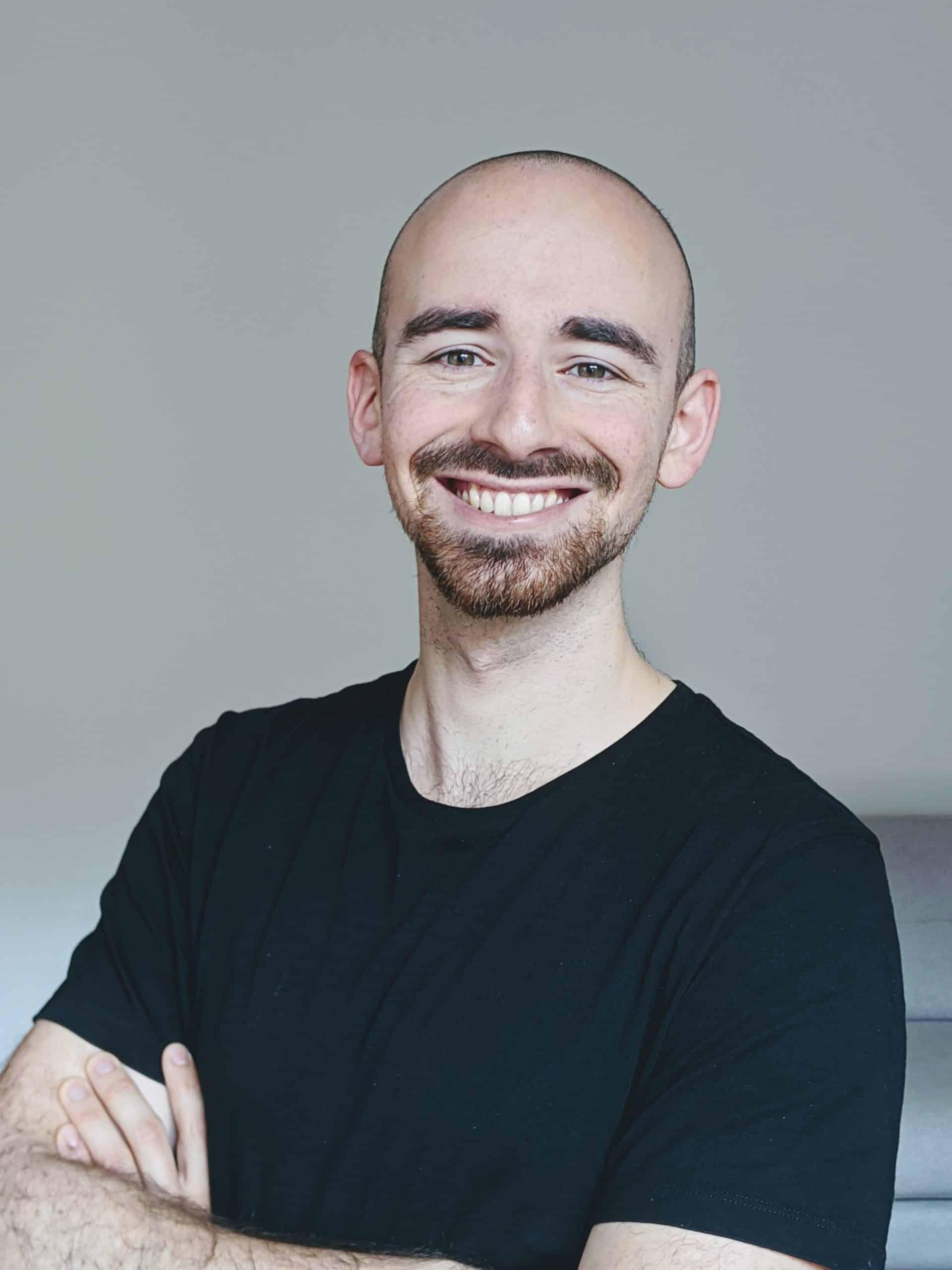 Dimitri Choufatinski - Founder und Chief Editor bei whathappened.io